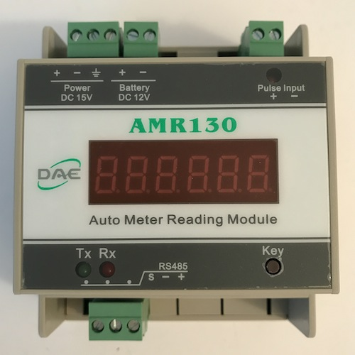 AMR auto meter reading module