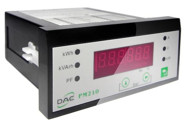 Traditional Power Meter : Panel meters