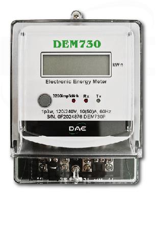 DEM730 kWh Sub Meter